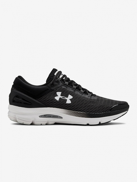 Boty Under Armour Charged Intake 3-Blk