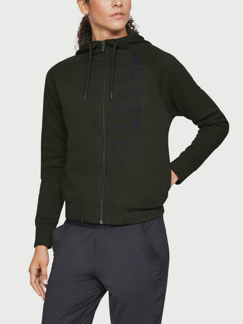 Bunda Under Armour Cotton Fleece WM FZ