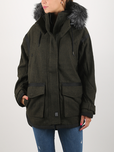 Bunda Superdry FJORD OVOID PARKA