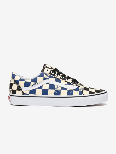 Boty Vans Ua Old Skool (Big Check) Black