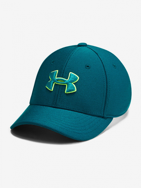 Kšiltovka Under Armour Boy\'S Blitzing 3.0 Cap-Grn