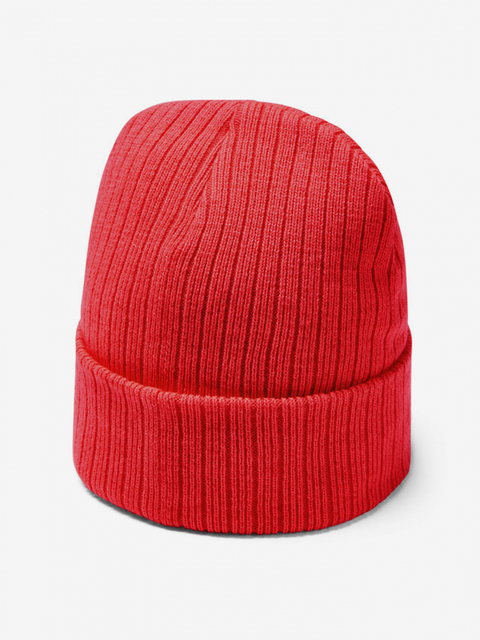 Čepice Under Armour Men\'S Truckstop Beanie 2.0-Red