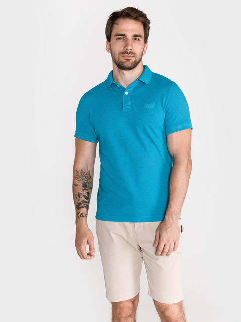 Polo triko SuperDry