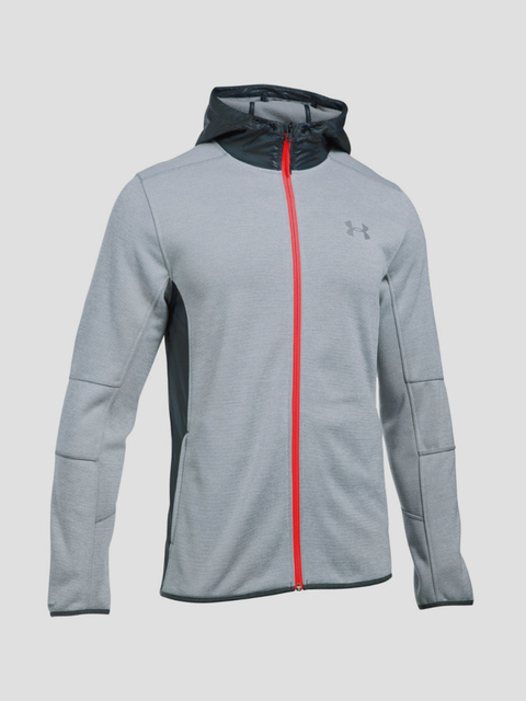 Mikina Under Armour Swacket FZ Hoodie