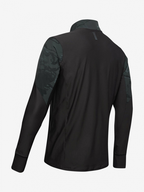 Tričko Under Armour Qualifier Camo Half Zip-Mis