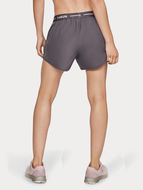 Kraťasy Under Armour Fly By Graphic Waistband Short