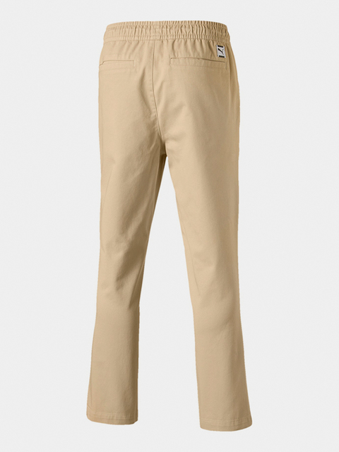 Tepláky Puma Downtown Twill Pants Taos Taupe