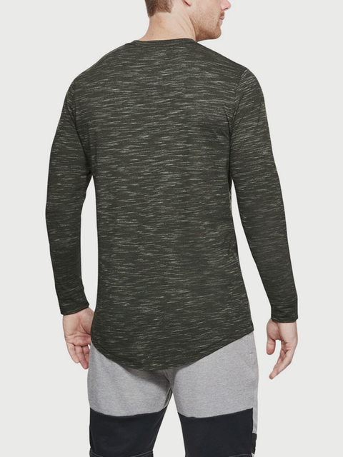 Tričko Under Armour Sportstyle LS Tee