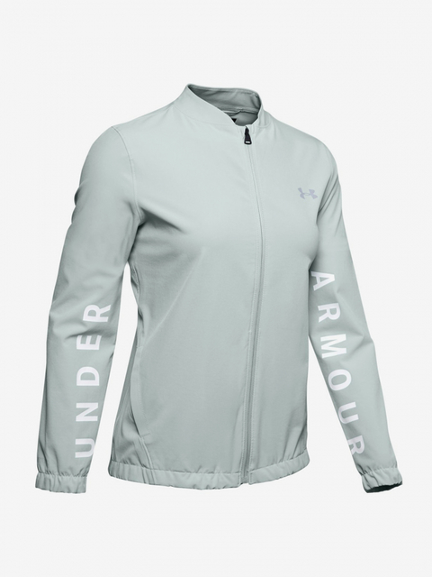 Bunda Under Armour Storm Launch Linked Up Jacket-Grn