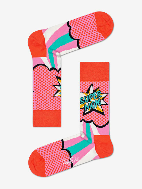 Ponožky Happy Socks Super Mom Sock