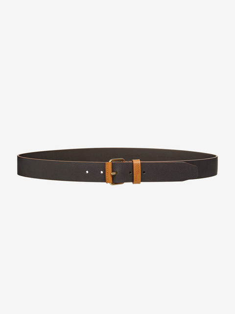 Pásek Trussardi Belt Open Design 2 Leather