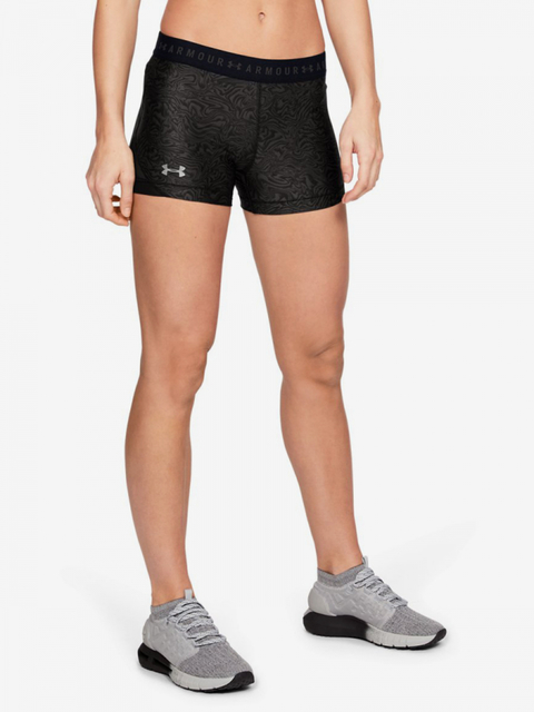 Kompresní šortky Under Armour Hg Shorty Print-Gry