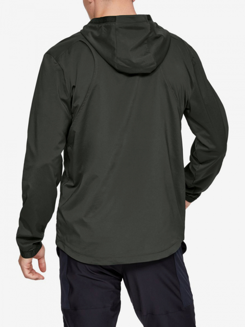 Bunda Under Armour Vanish Woven Jacket-Grn