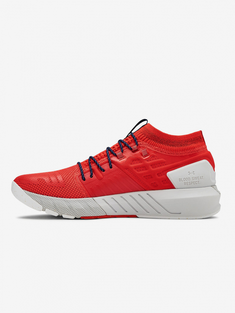 Boty Under Armour Project Rock 2-Red
