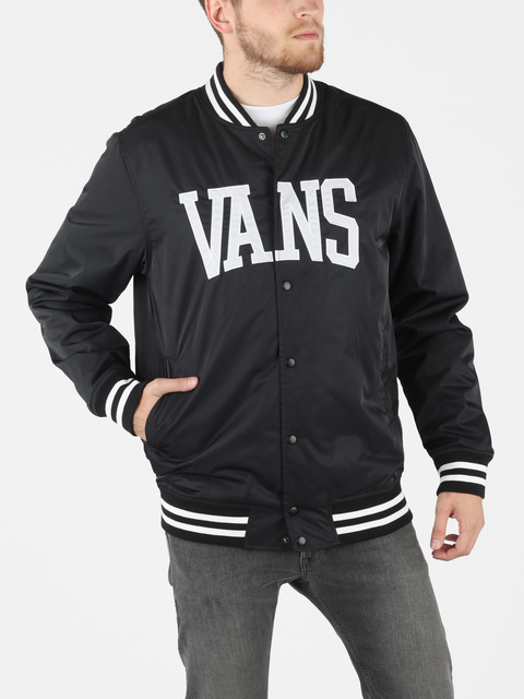Bunda Vans Mn Svd University Ja Black