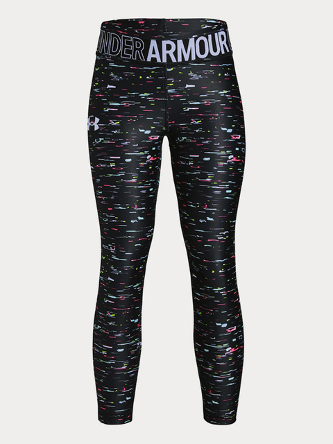 Legíny Under Armour Hg Printed Ankle Crop
