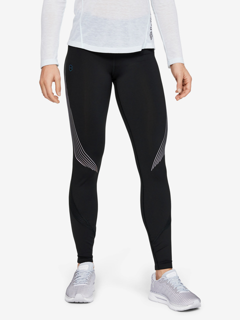 Kompresní legíny Under Armour W Rush Run Stamina Tight