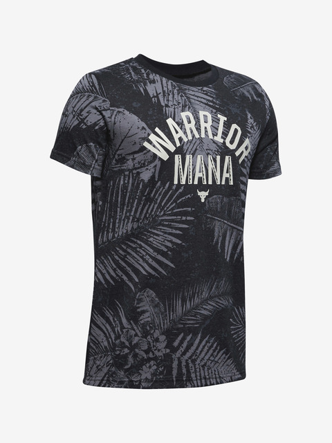 Tričko Under Armour Project Rock Warrior Mana Ss