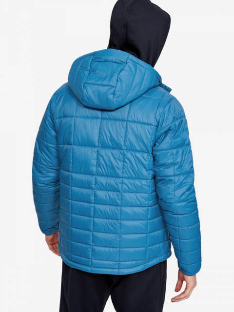 Bunda Under Armour Insulated Hooded Jkt-Blu