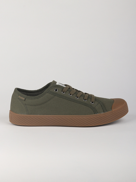 Boty Palladium Plphoenix OCU-Olive Night