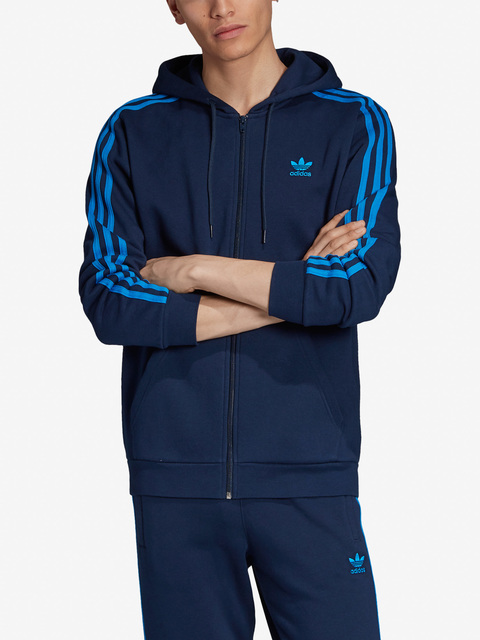 Mikina adidas Originals 3-Stripes Fz