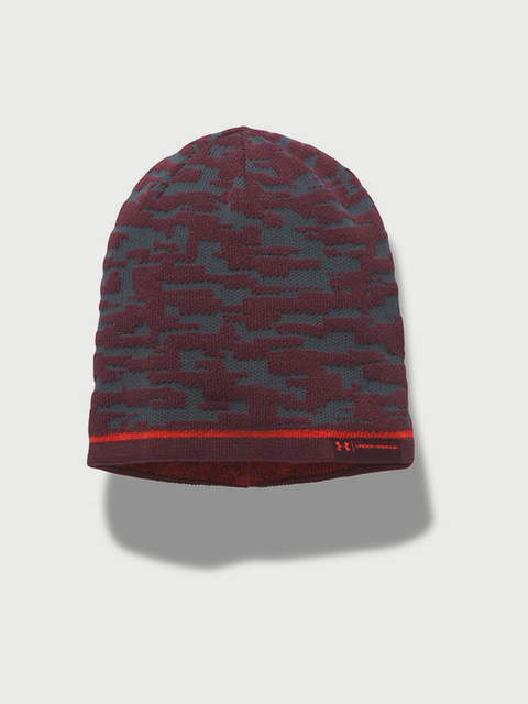 Čepice Under Armour Men's Rev Graphic Beanie