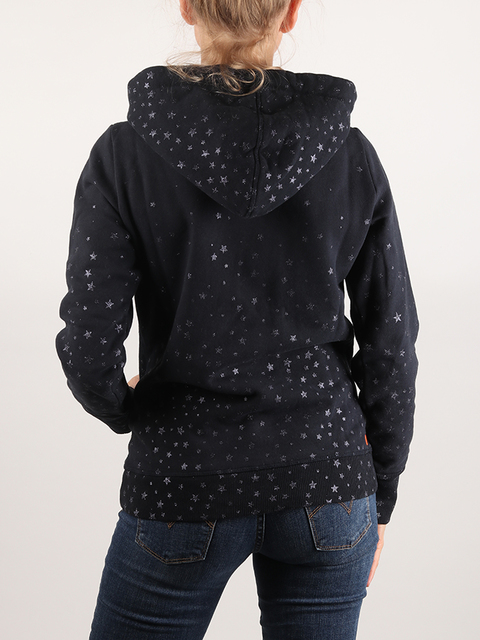 Mikina Superdry Premium Goods Aop Entry Hood