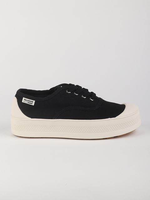 Boty Palladium Sub Low Cvs W-Black/Marshmallow