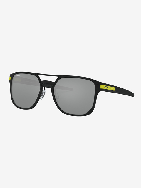 Brýle Oakley Latch Alpha VR46MtBlkw/PRIZM Black