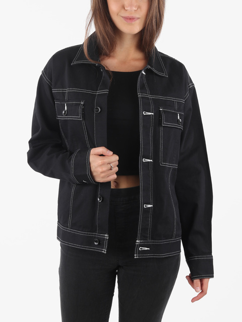Bunda Vans Wm In The Know Jacke Black