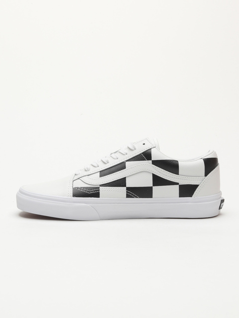 Boty Vans Ua Old Skool (Leather Check)