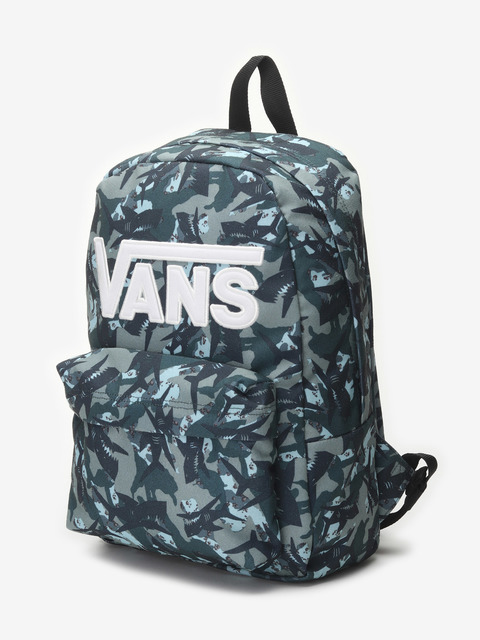Batoh Vans By New Skool Backpac Shark Camo