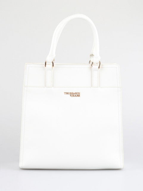 Kabelka Trussardi T-Easy Light Tote Md Saffiano