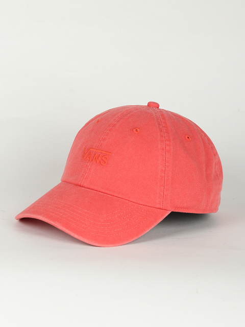Kšiltovka Vans Wm Court Side Hat Spiced Coral