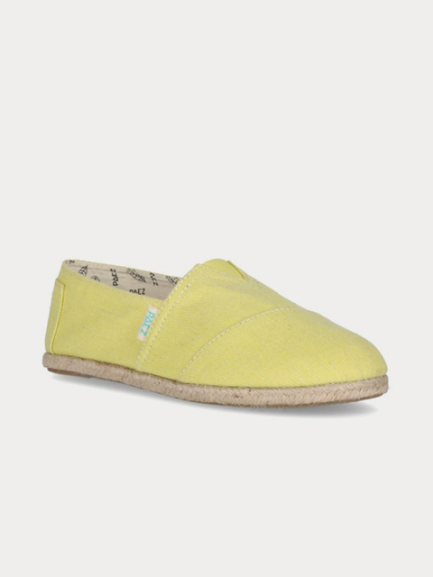 Boty Paez Classic Essential Yellow Pale