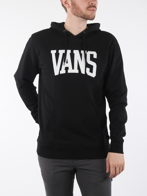 Bunda Vans Mn Svd University Po Black