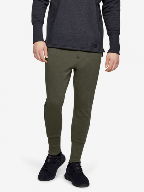 Tepláky Under Armour Accelerate Off-Pitch Pant-Grn