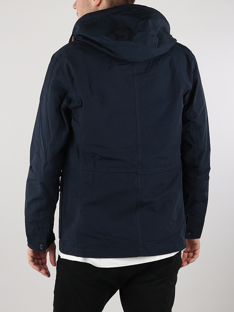 Bunda Lee Summer Parka Navy Drop
