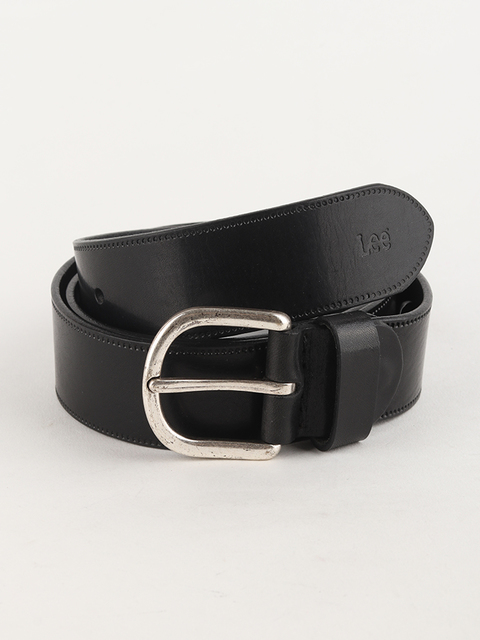 Pásek Lee Belt Black