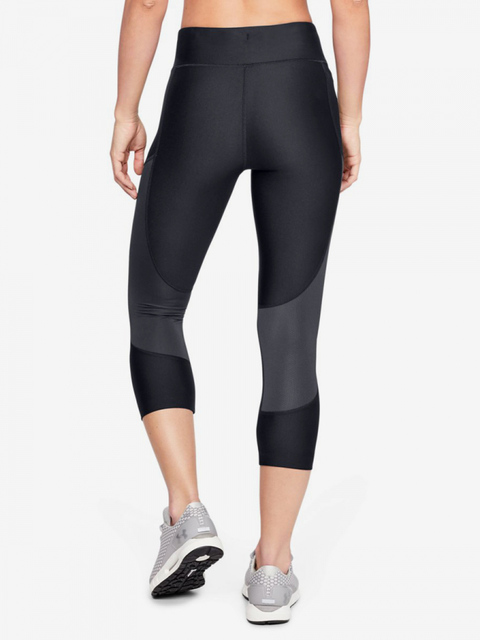 Kompresní legíny Under Armour Speed Stride Capri-Blk
