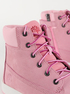Boty Timberland Davis Square 6 Inch Prism Pink (6)