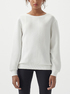 Mikina O´Neill LW Quilted Crew Sweatshirt (1)