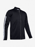 Mikina Under Armour Athlete Recovery Knit Warm Up Top-Blk (3)