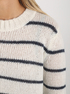 Svetr Superdry SCANDI STRIPE MOHAIR JUMPER (3)